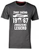 Zrození legend 50 let