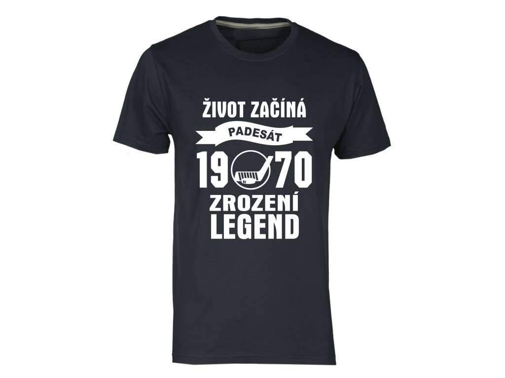 Zrozeni legend 50 let hokej navy