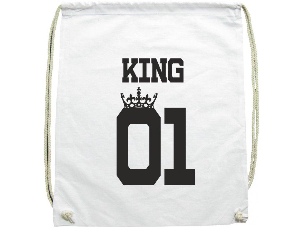 Vak na záda KING 01
