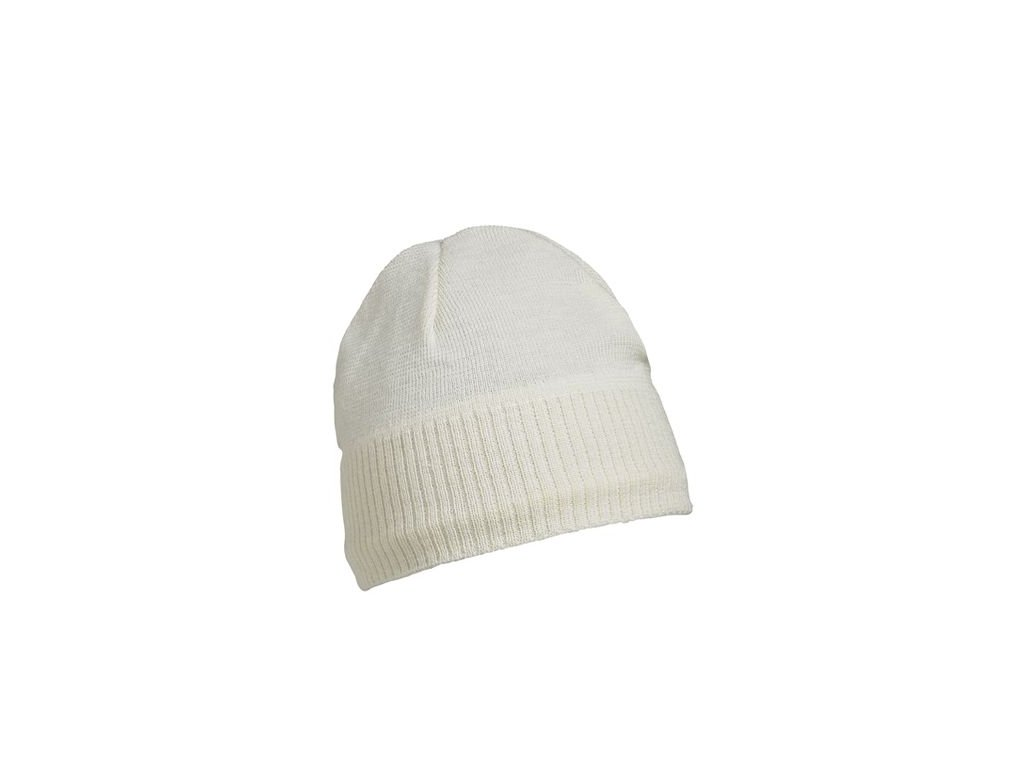 Čepice Knitted Beanie with Fleece Insert