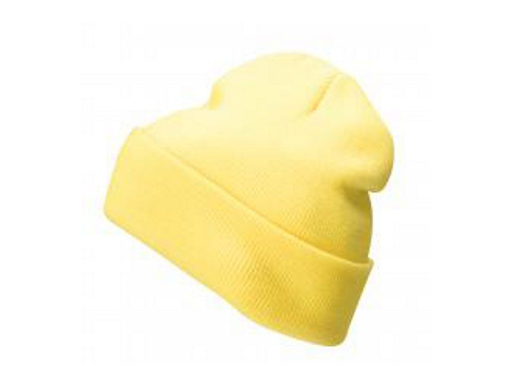 mb7500 knitted cap yellow unisex.41741 master 340x400