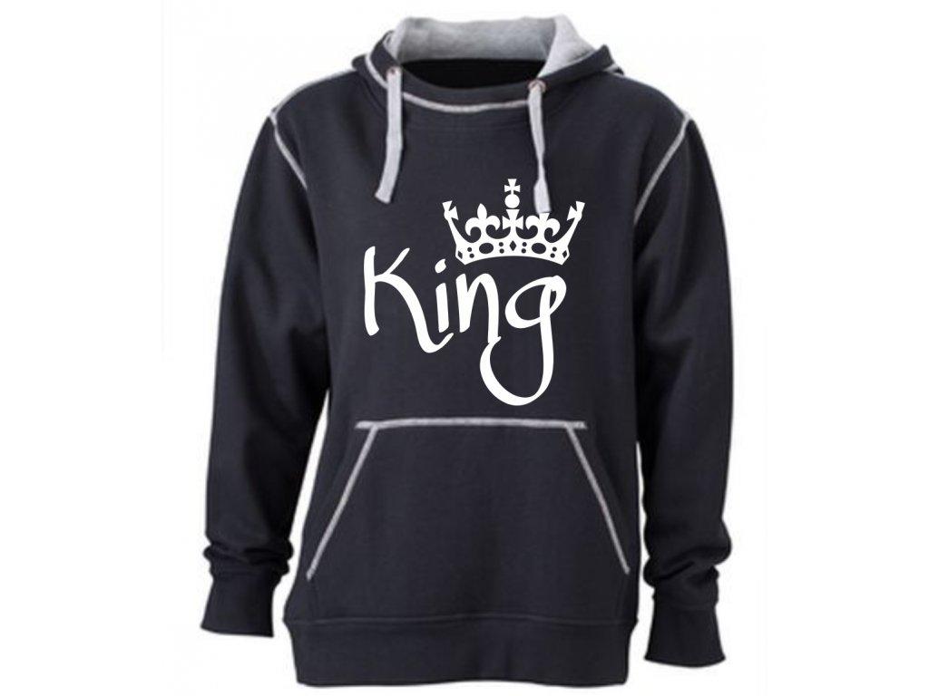 mikina king