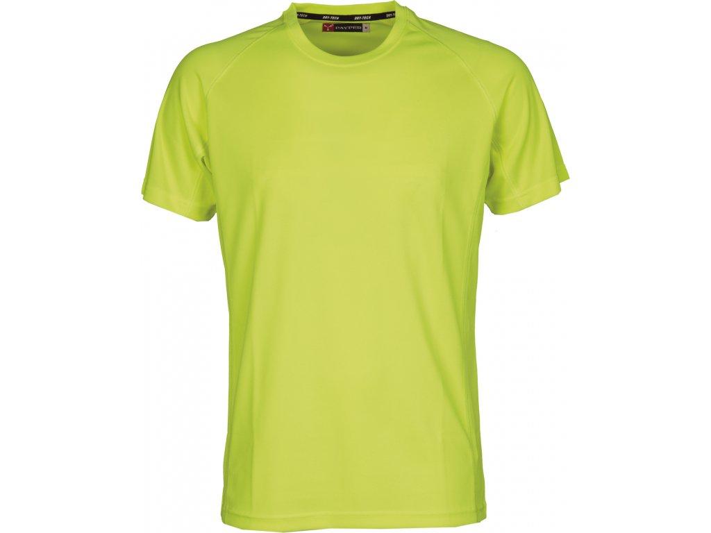 DRY-TECH bílá · Funkční sportovní tričko s raglánovými rukávy. 993a444db2