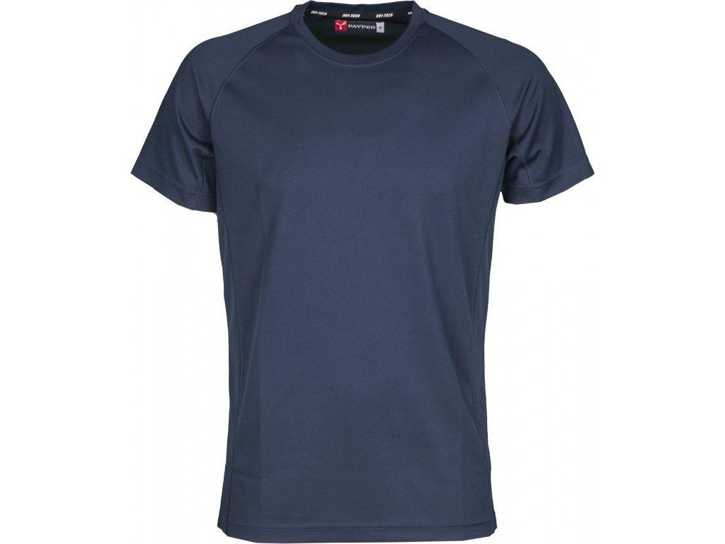 DRY-TECH červená · Funkční sportovní tričko s raglánovými rukávy. d0614df5ca