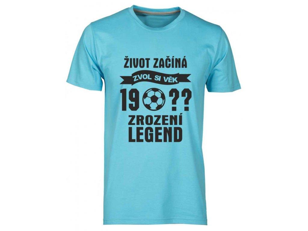 legenda zvol ročník atol fotbal