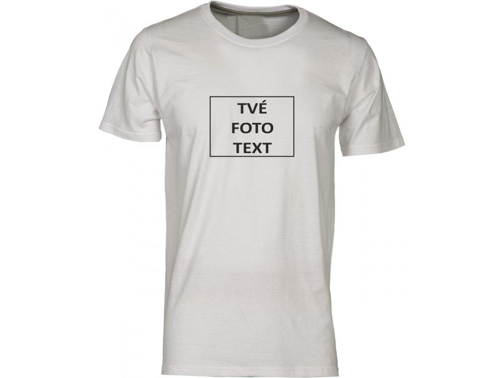 Tričko s vlastním potiskem velikosti A5  1166be3121