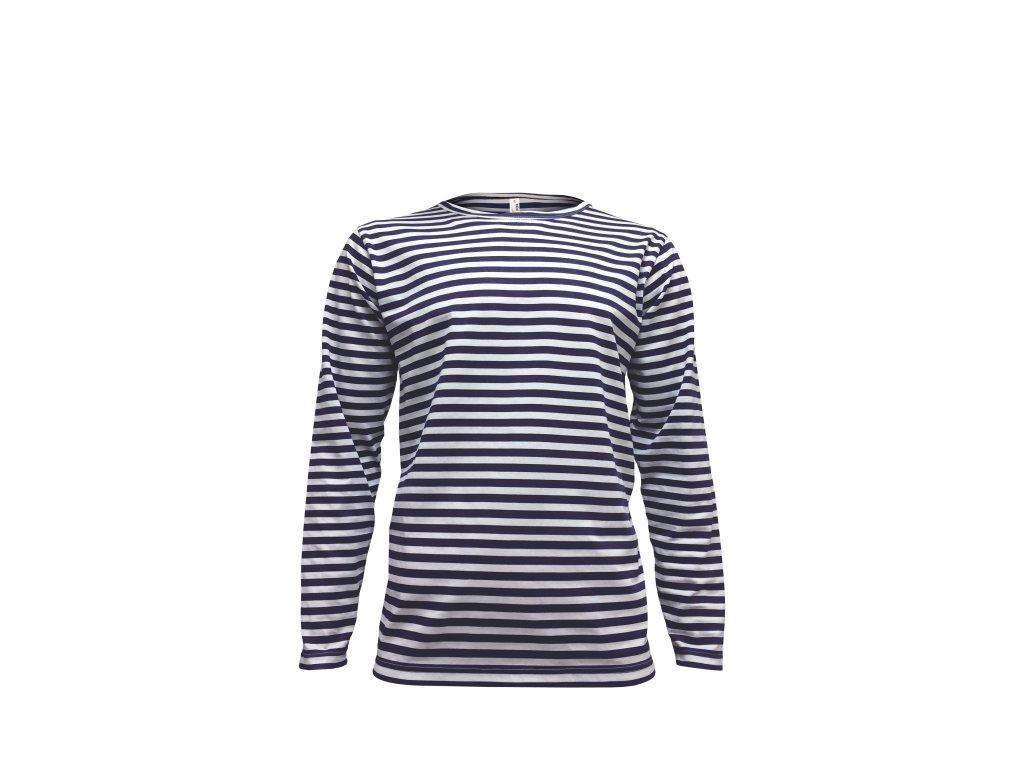 Námořnické tričko s dlouhým rukávem
