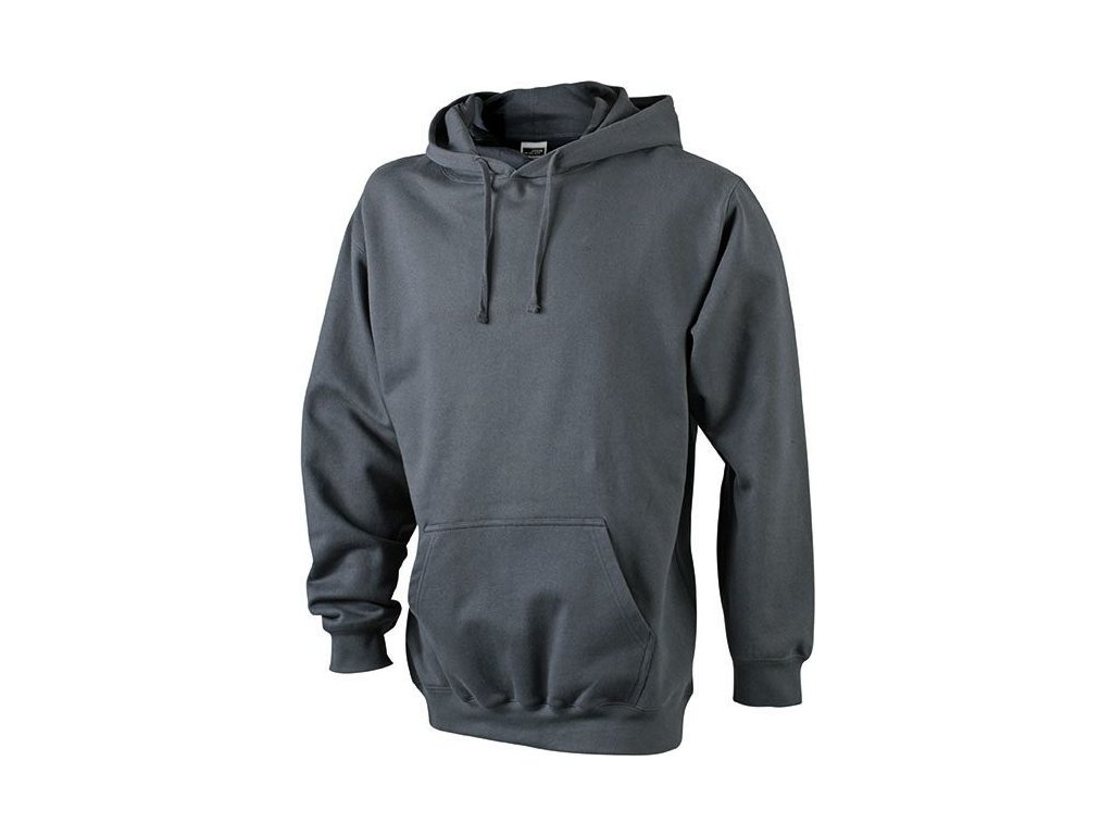 Pánská mikina Hooded Sweat (Barva Bílá, Velikost oděvů XXL)