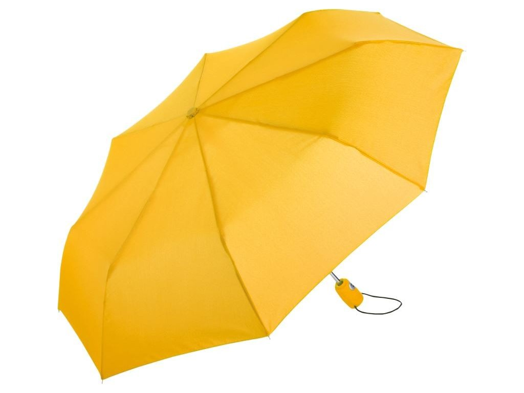 kvalitní deštník s automatickým otevíráním v mnoha barvách žlutá