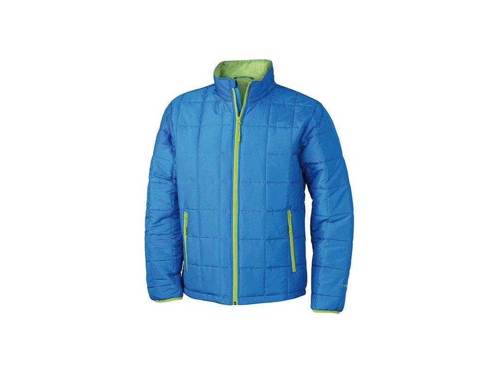 Pánská polstrovaná bunda Padded Weight s Thinsulate modrá