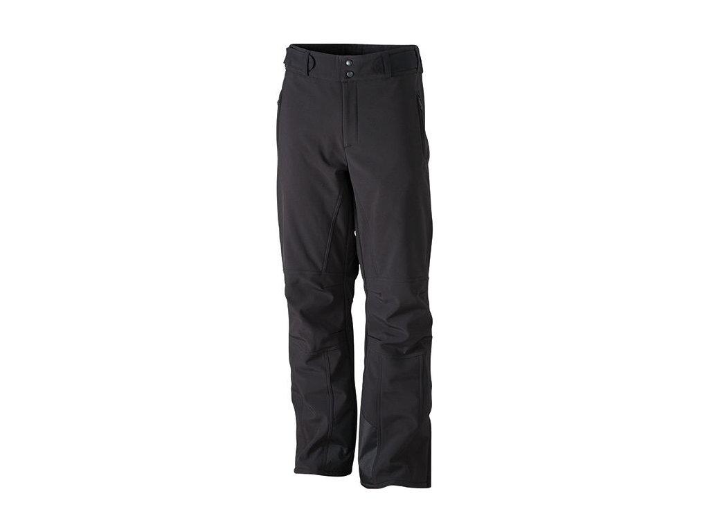 878c01636ea5 Kalhoty outdoor sportovní softshellové