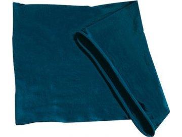 Multifunkční tubulární šátek vyšší gramáže navy
