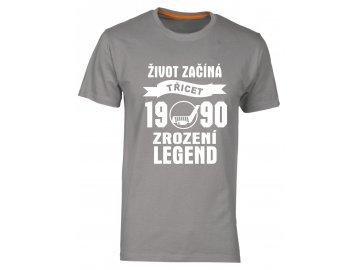 Zrozeni legend 30 let hokej seda