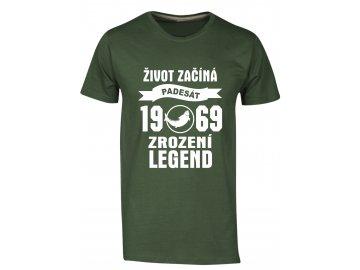 legenda rybar 50 zelena