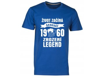 Zrozeni legend 60 let pivo royal
