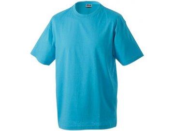 Dětské tričko Junior Basic (Barva Žlutá, Velikost oděvů - dětská XS/98-104)