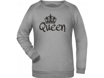 mikina BBF bila mistral queen