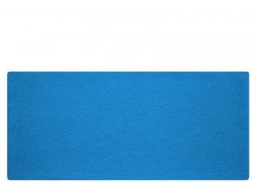 Bavlněná čelenka z Bio bavlny  cobalt
