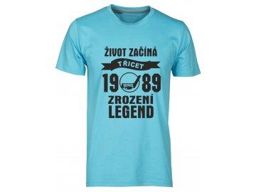 Zrozeni legend 30 let hokej atol 1989