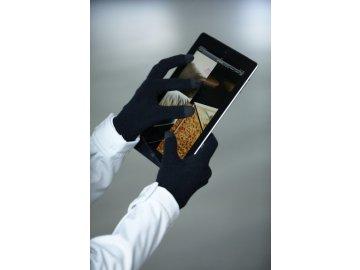 Pletené rukavice Touch Screen Gloves