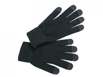 Pletené rukavice Touch Screen Gloves