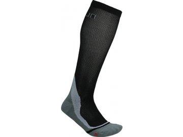 Ponožky Compression Socks (Barva Bílá, Velikost ponožek 45-50)