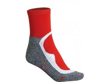 Ponožky Sport Socks Short (Barva Modrá královská, Velikost ponožek 45-47)