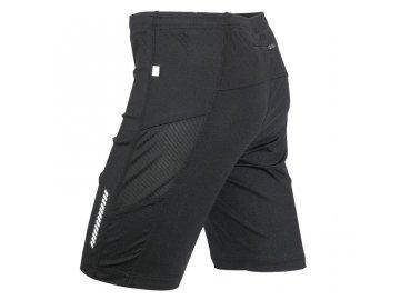 Pánské běžecké kraťasy Running Short Tights (Barva Černá, Velikost oděvů XXL)