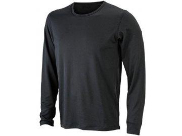 Pánské termo tričko Thermo Shirt (Barva Černá, Velikost oděvů S)