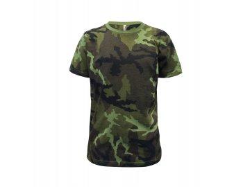 Dětské tričko Military