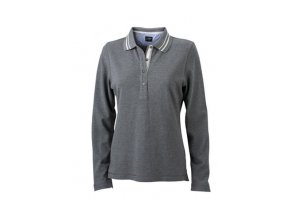 Dámská polokošile Polo Long-Sleeved