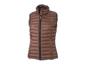 Dámská vesta Quilted Down Vest