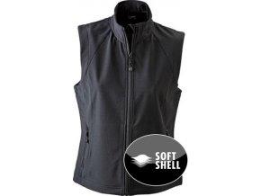 Dámská Softshell vesta