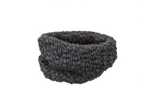 Šála Coarse Knitted Loop Scarf