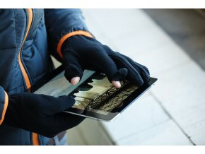 Rukavice Touch-Screen Fleece Gloves