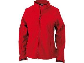 Dámská funkční 3 vrstvá fleece  bunda