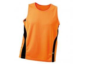 Pánské běžecké triko Running Tank