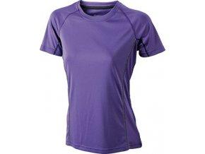 Dámské běžecké tričko Running Reflex- T