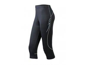 Dámské běžecké kalhoty Running 3-4 Tights