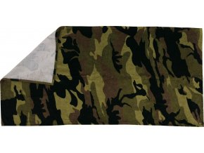 Plážová osuška Camouflage