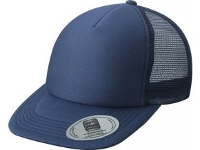 Kšiltovka trucker 5 Panel Flat Peak