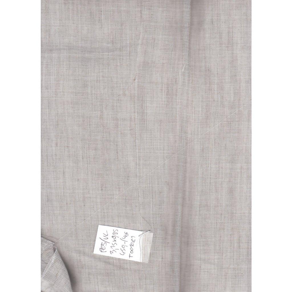 4770 transparentni platno polyester vlna