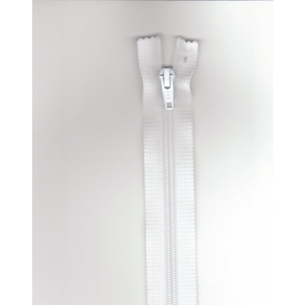 5076 zip ykk 17 5cm plast bila