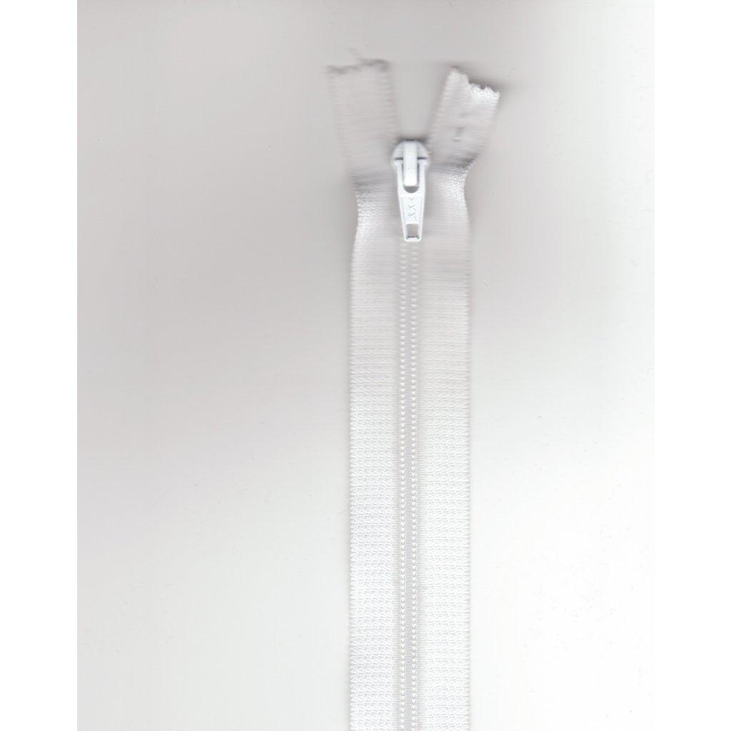 5421 zip ykk 42cm plast bila