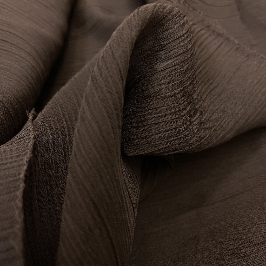 3509 sifon krep polyester cerna