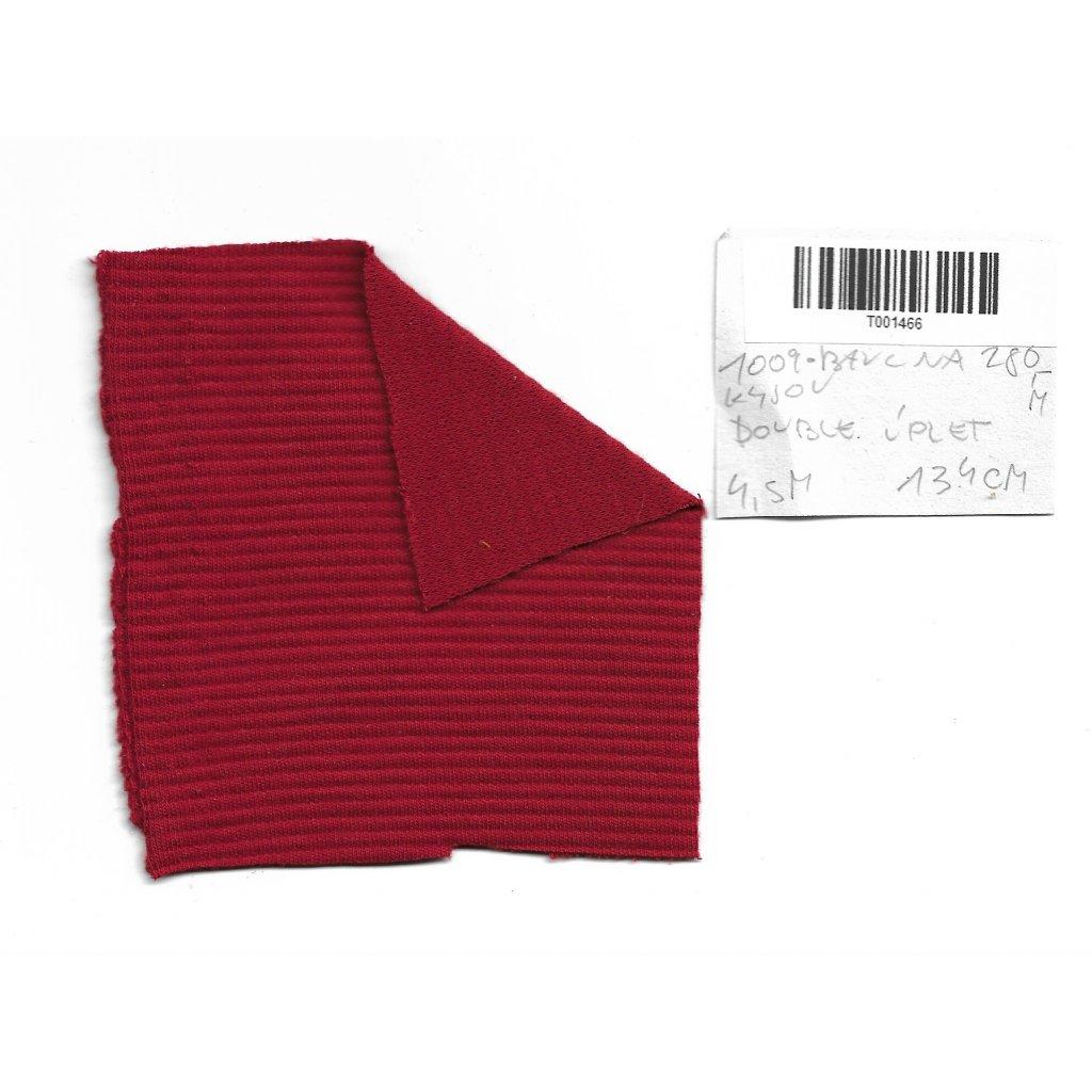 3677 double uplet teplakovy cervena zebro mansestrovy vzhled