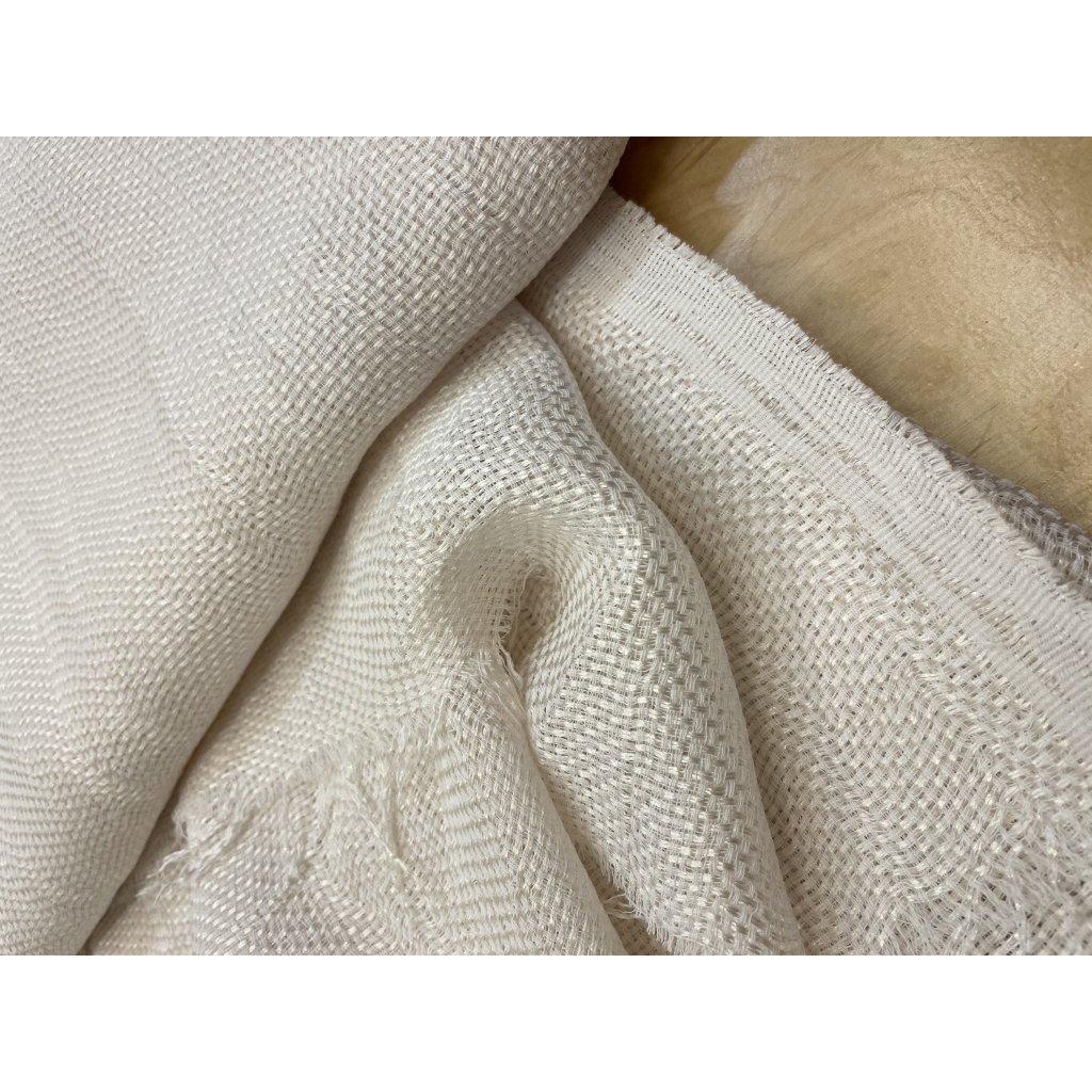 4025 bila sitovina viskoza polyester