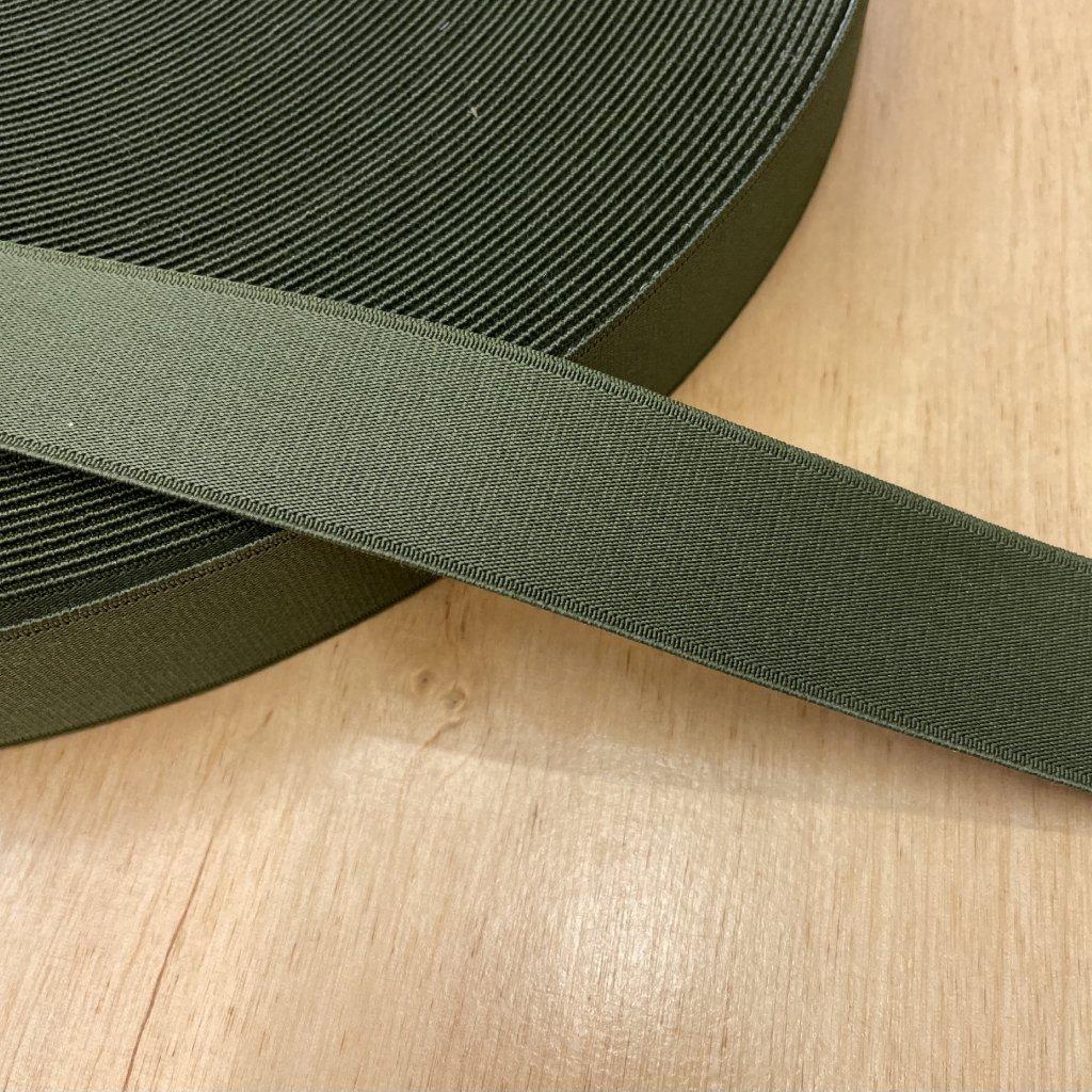 Pruženka khaki, 35mm