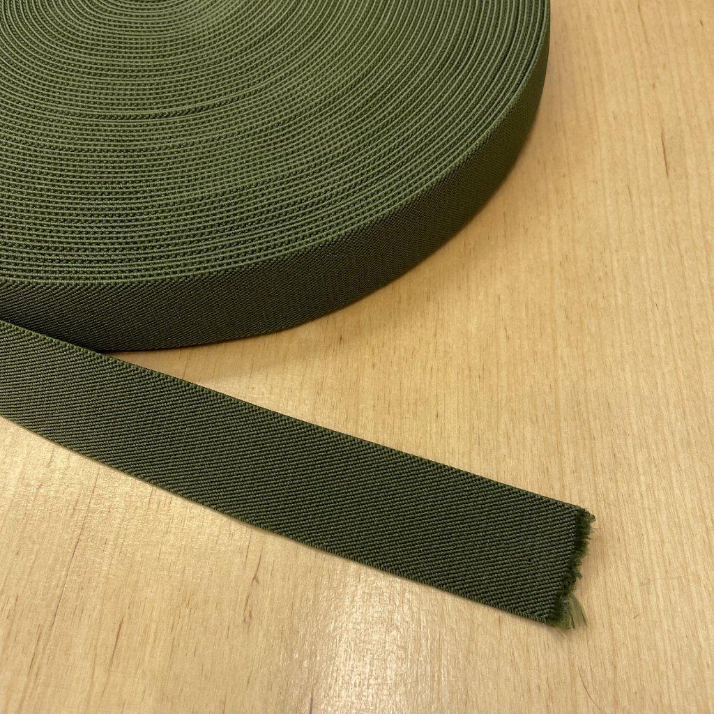 Pruženka khaki, 30mm