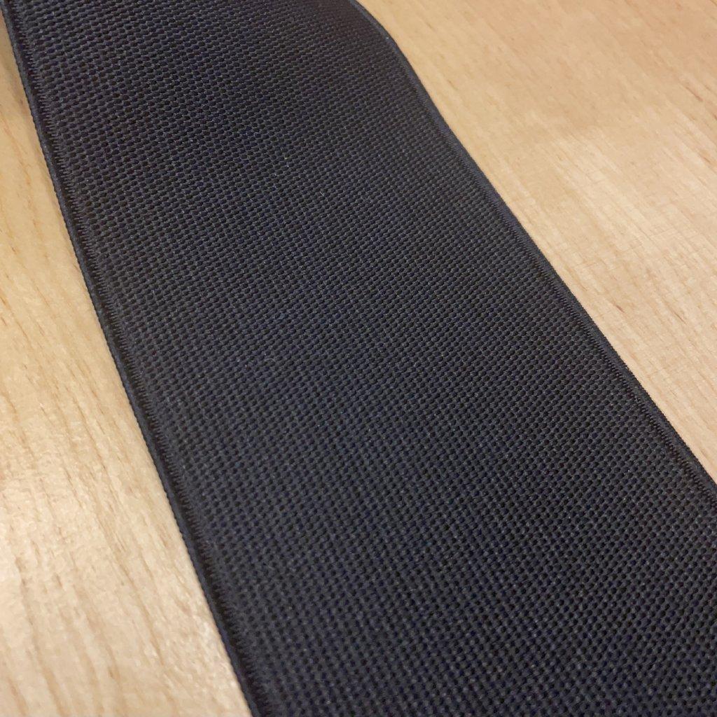 Pruženka černá, 80mm